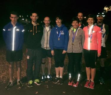 2 Nov 2016 – Leicester City 5k race 1