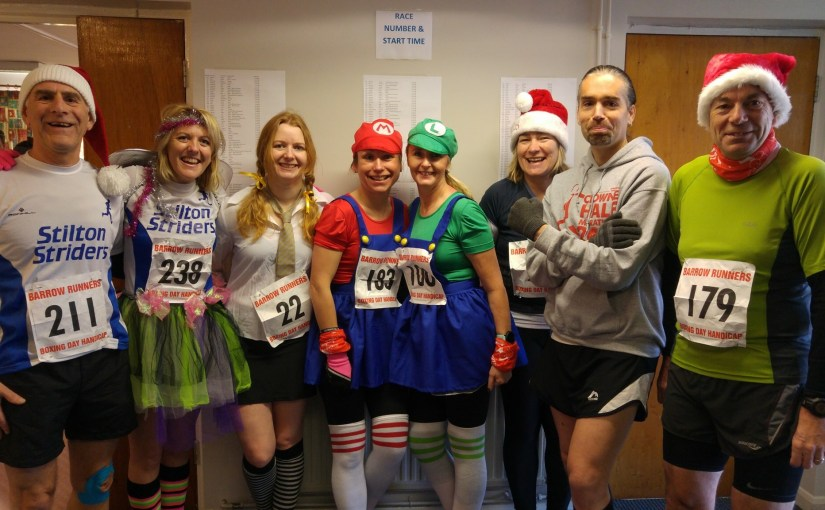26 Dec 2016 – Barrow Boxing Day Challenge