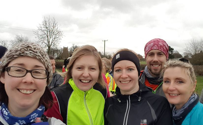 The Belvoir Challenge – 15 or 26 miles with a side of cake?