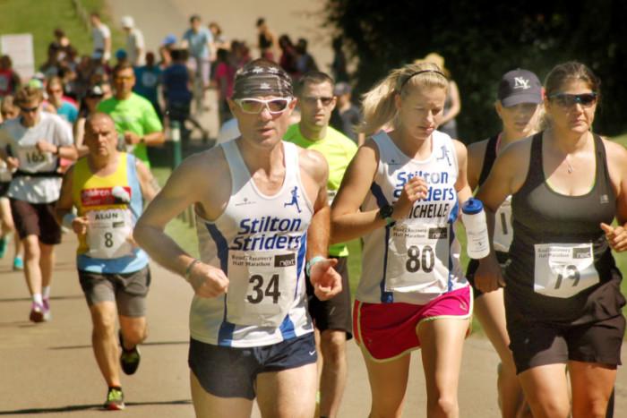 Road to Recovery Half Marathon