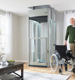 the trio alta home elevator is our innovative wheelchair elevator and is perfect for the less mobile larger than the duo alta home elevator but still  [ 1400 x 725 Pixel ]