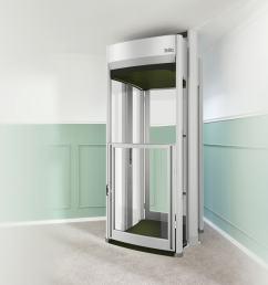 stiltz trio wheelchair elevator [ 1400 x 860 Pixel ]