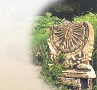 Antike Sonnenuhren | historische Sandsteinsonnenuhren ...