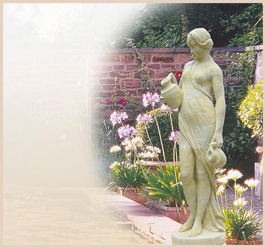 Lebensgrosse Figuren Für Den Garten