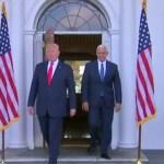 [미국시사] 트럼프, '화염과 분노'는 너무 약한 표현 아니었나. 행동으로 옮길 강한의지 비쳐.