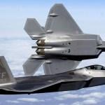 [시사] 한국 온 F-22 랩터, 북한군 주요 시설 파괴 훈련 참가.