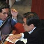 """[시사] 김학용 의원, """"김무성은 오히려 피해자, 왜 나가라고 하나"""""""