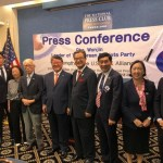 [시사] 조원진 대표 미국 방문, 박근혜 대통령 부당 탄핵 부각