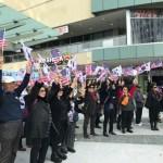 [사회] 3.1절 100주년 기념 LA 태극기 집회