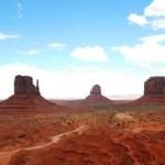 미국 서부지역 자연 100배 즐기기 (2) Monument Valley Navajo Tribal Park