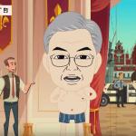 [시사] 박근혜 누드에는 낄낄대던 민주당, 문재인 만화에는 경끼?