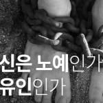 [시사칼럼] 노예인가 자유인인가?