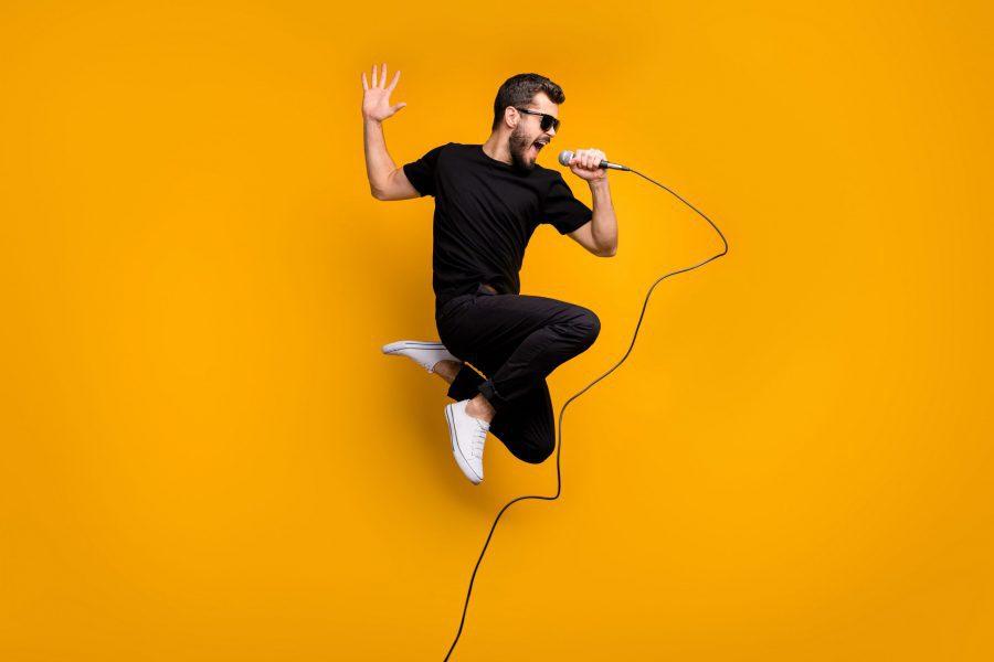 Stimmtherapie für Sänger