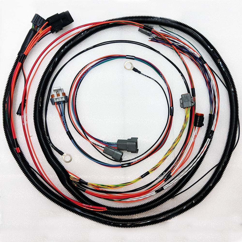 medium resolution of plug and play microsquirt efi controller and harness