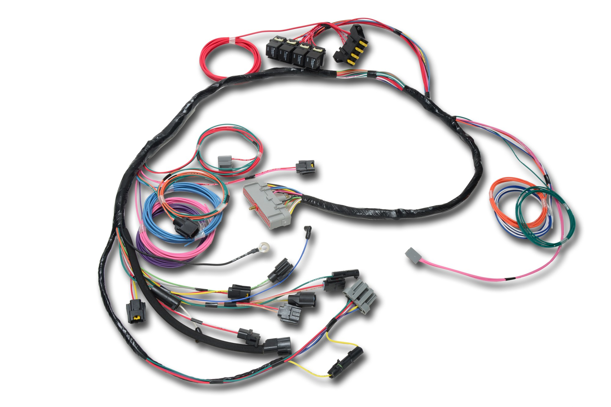 hight resolution of ford 302 wiring harness