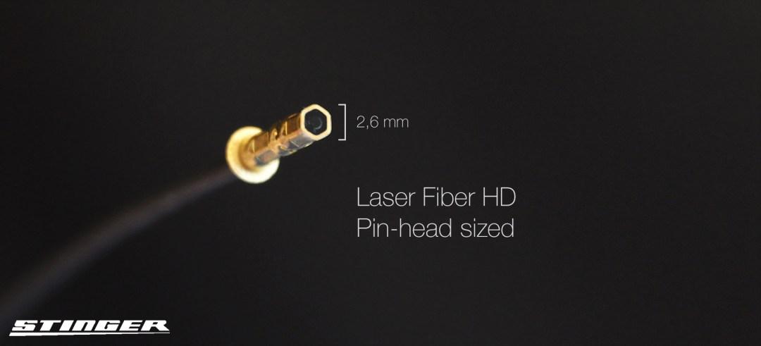 Stinger laser jammers