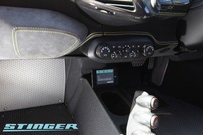 Ferrari 458 Speciale Stinger VIP