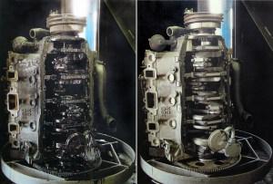 StingRay Parts Washer | Caterpillar Diesel Engine Parts Washer