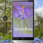 Nature 2U App Android Stinzenflora.