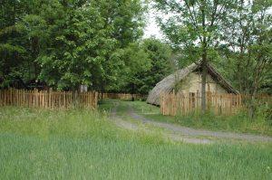 archeopark Březno u Loun