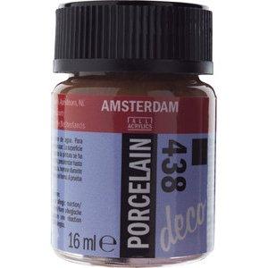 Amsterdam Deco Porselein Sienna Dekkend 16 ML Kleur 438