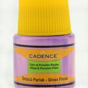Cadence – Opague Glas & Porselein Verf – Lila