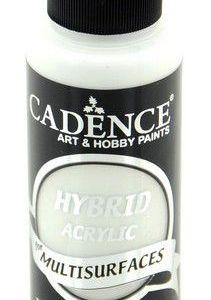 Cadence Hybride acrylverf (semi mat) Ancient – wit 01 001 0003 0120  120 ml