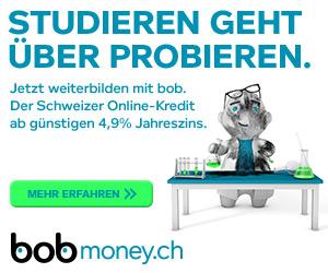 Weiterbildung bob money