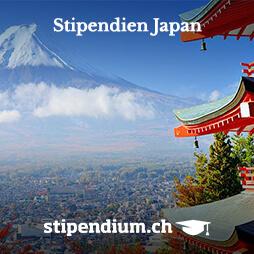 Stipendien Japan