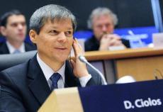 dacian ciolos, comisar european