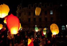 Lampioane pentru unire
