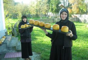 manastirea aninoasa produse traditionale