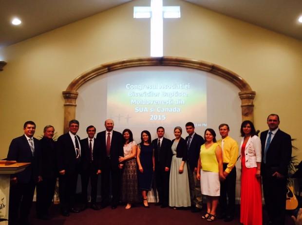 Congresul moldovenilor sua