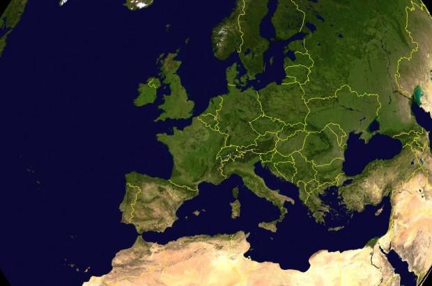 harta-europei-satelit