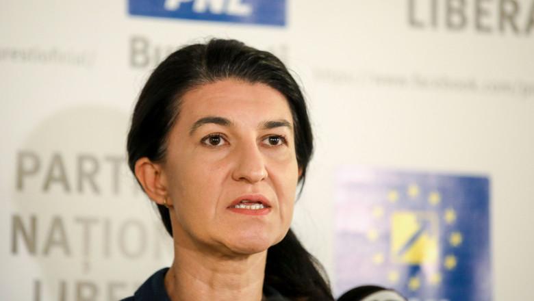 Violeta Alexandru, ministru al Muncii în Guvernul Orban