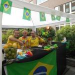 Bar caïpirinha match 26 juin @ Edenred 3