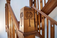 ART DECO STAIRWAY - Stirling Self Catering