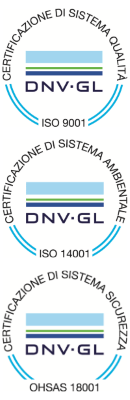 CERTIFICAZIONI