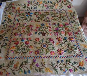 Mary's Quilt