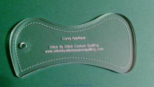 Curvy Applique Ruler