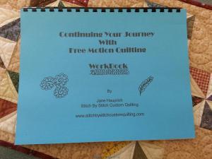 Intermediate I Free Motion Book