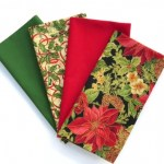 Christmas Cloth Napkins Handmade From 100 Cotton Stitched By Beverly Llc