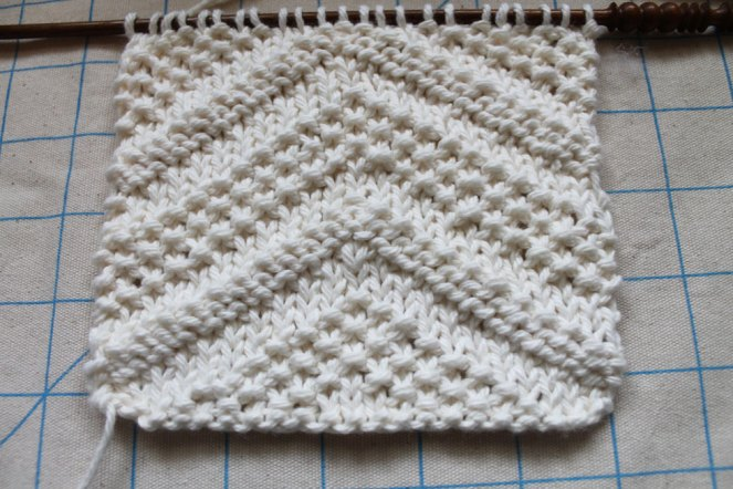 Knit Stitch Pattern Saturday - Stitches by Debbie