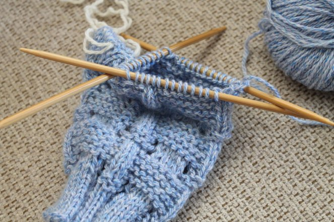 7 inch bamboo dp knitting needles