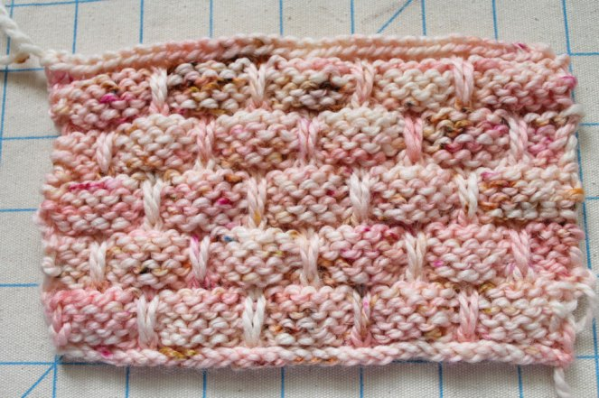 Knit Stitch Pattern Saturday Stitches By Debbie