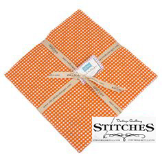 1 8 Inch Small Gingham 10 Inch Square Stacker Riley Blake