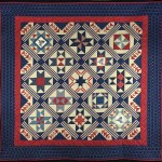 American Summer Block of the Month Quilt