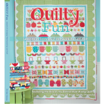 Quilty Fun Book By Lori Holt of Bee In My Bonnet