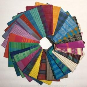 Anna Marie Horner Loominous Fat Quarter Bundle Free Spirit Fabrics
