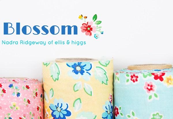 Arbor Blossom Nadra Ridgeway Fabric Collection